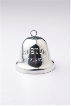 "Polished Medium Bell. 3""."