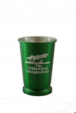 Mint Julep Cup, Green, 12 oz.