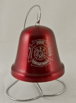 "Big Bell, Red. 4""."